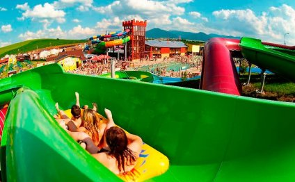 Sandcastle Waterpark (Блэкпул