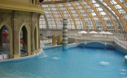 Аквапарк Карибия , Москва
