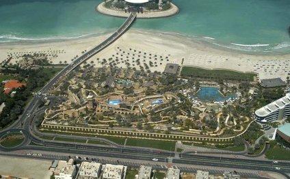 аквапарк в Дубае, аквапарк
