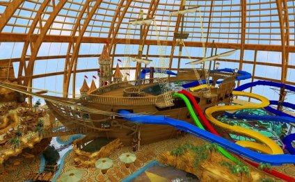 Поездки в аквапарки Санкт