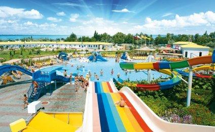 Аквапарки в Крыму 2016