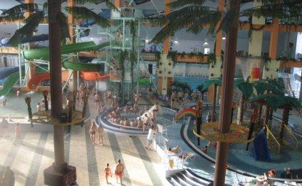 аквапарка Водопад чудес