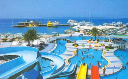 Отель Sindbad Beach Resort 4*