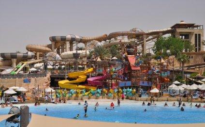 Аквапарки в ОАЭ