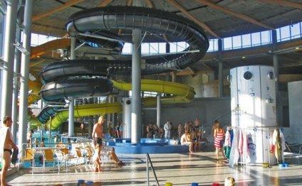 Экскурсия Пярнуский аквапарк
