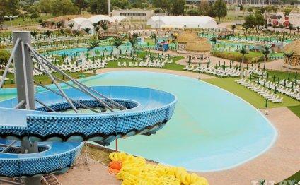 Курорт в центре Минска: