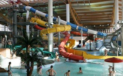 Программа поездки в аквапарк;