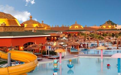 отель Хургады Jungle Aqua Park