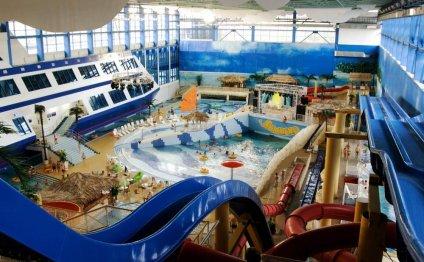 Проектирование аквапарков в г