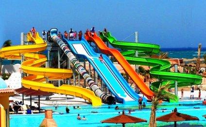Египет аквапарк