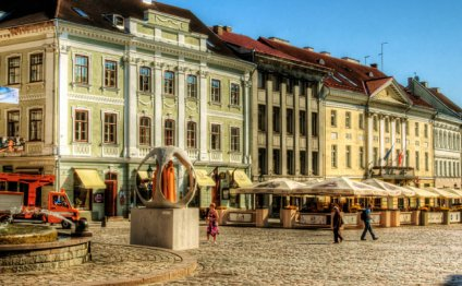 Тарту 2017 — отдых, экскурсии