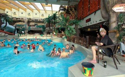 Аквапарк в Вильнюсе – отличный