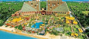 аквапарк Centara Grand Mirage Beach Resort Pattaya